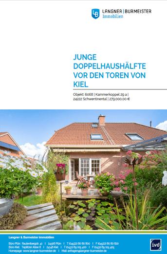 Exposé-Vorlage Langner & Burmeister Immobilien
