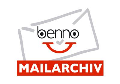 Benno MailArchiv Logo