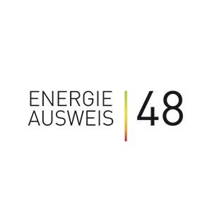 Energieausweis 48 Logo
