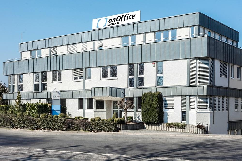 onOffice Hauptsitz in Aachen