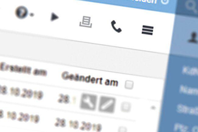 Screenshot onOffice Rückrufservice Telefonhörer-Symbol