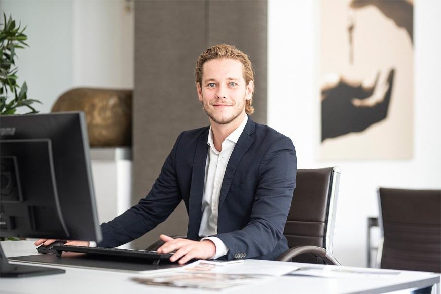 Kersting Immobilien: Lukas Strücken Immobilienkaufmann IHK