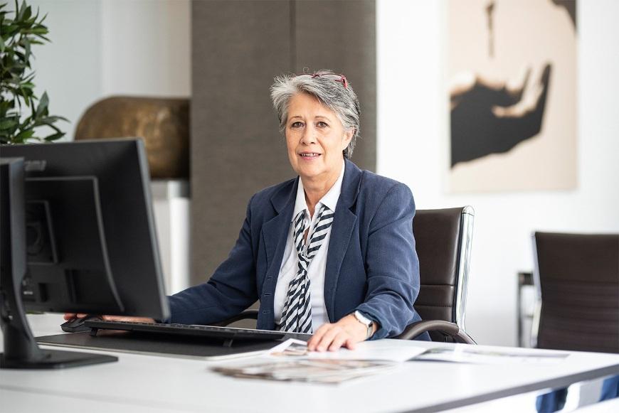 Kersting Immobilien: Claudia Hüfken Backoffice