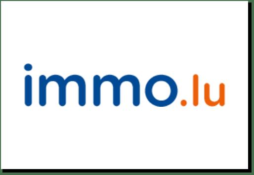 Logo immo.lu