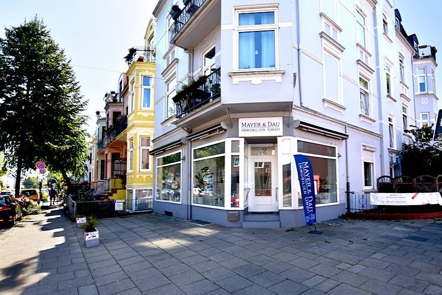 Mayer & Dau Immobilien: Standort Bremen