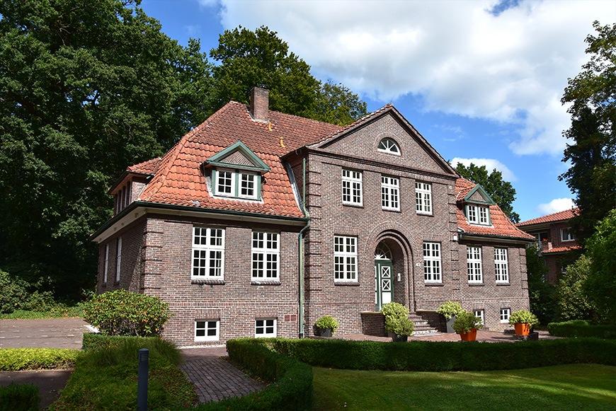 Mayer & Dau Immobilien: Standort Rastede