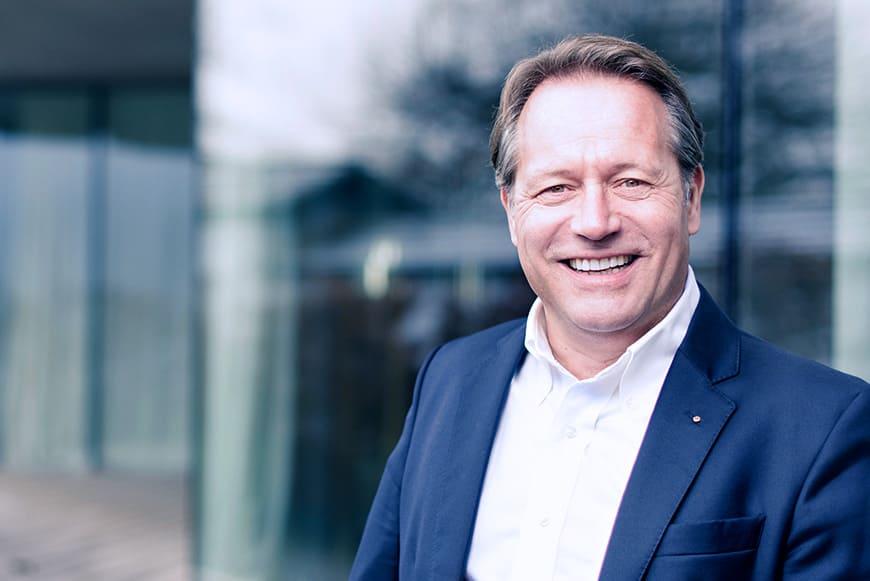Marc Wyss, Inhaber & Geschäftsführer Immobilien Wyss