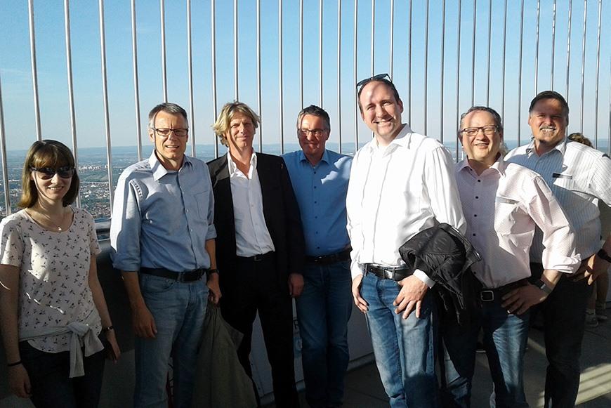 AssetGate GmbH: Team