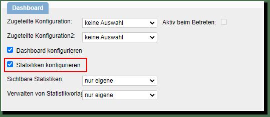 Aufgabenreport Rechte Screenshot