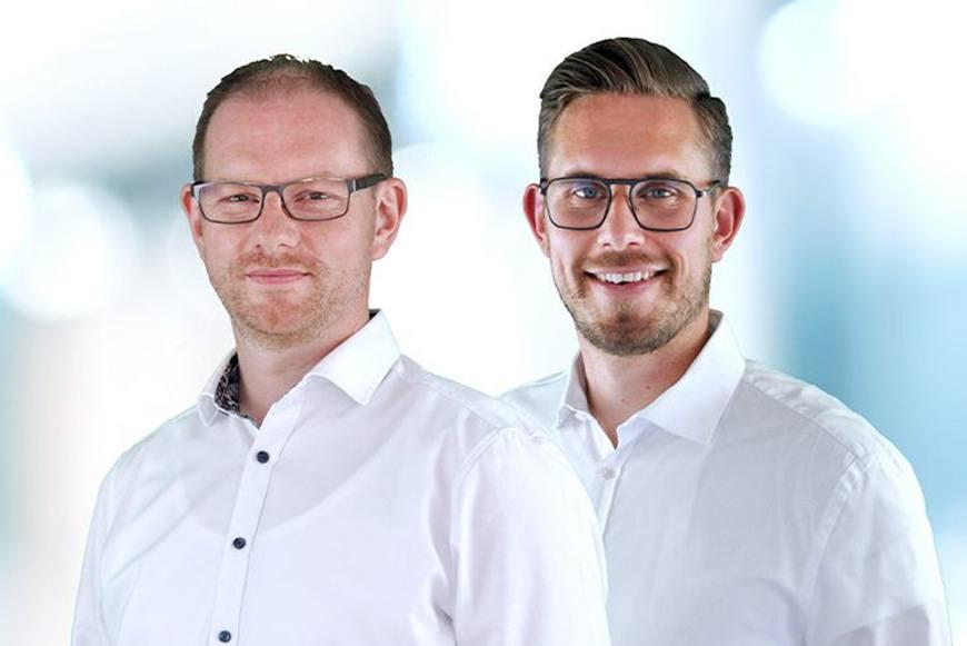 Langner & Burmeister Immobilien: Oliver Langner und Lasse Burmeister