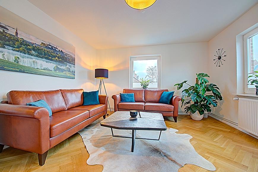 Langner & Burmeister Immobilien: Lounge