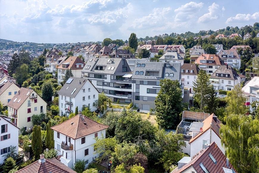Pflugfelder Immobilien: Klopstockstraße