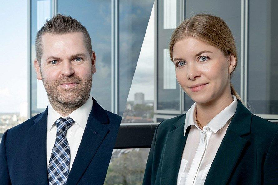 Kerberos: Kristina de Vries und Kollege