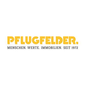 Pflugfelder Immobilien: Logo