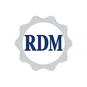 Rat Deutscher Makler (RDM) Logo