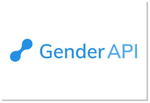 Logo Gender-API