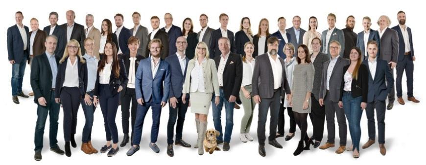 Möllerherm Immobilien: Das gesamte Team