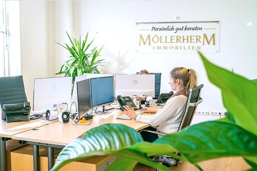 Möllerherm Immobilien: Büro