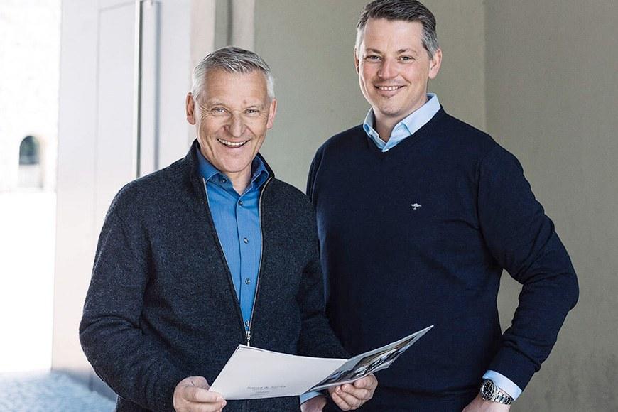 Sieger & Sieger Immobilien: Dieter und Stefan Sieger