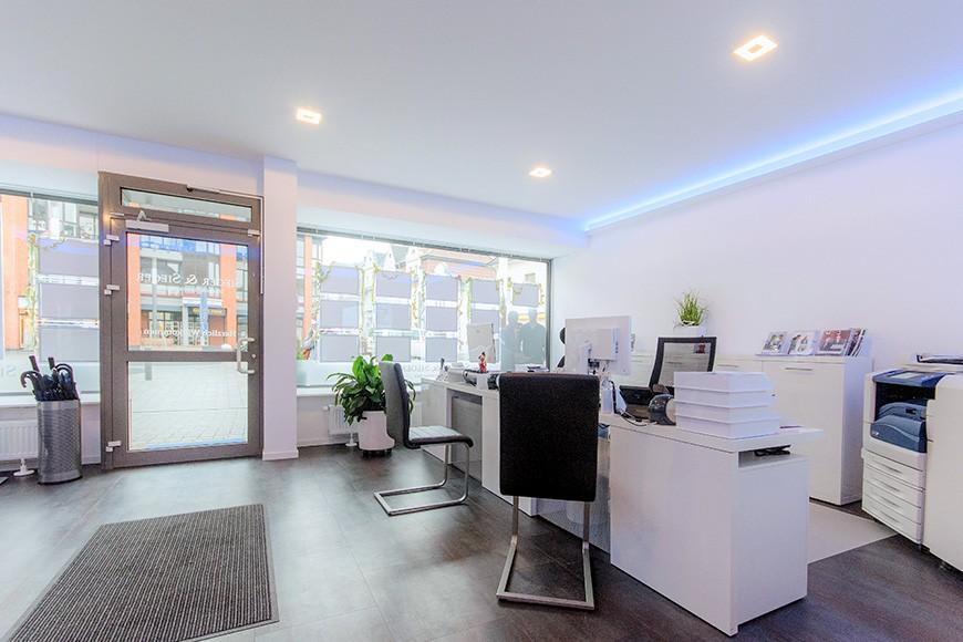 Sieger & Sieger Immobilien: Büro